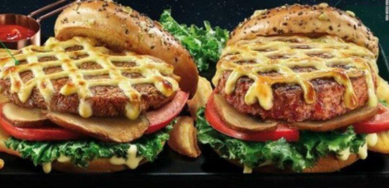 Yum China e Beyond Meat si uniscono per servire hamburger alle erbe nei KFC cinesi