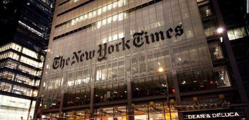 Tom Cotton, editoriale: rivolta dei lavoratori del New York Times contro l'articolo del senatore repubblicano