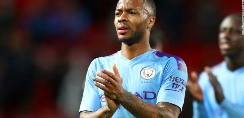 """Raheem Sterling: la star del Manchester City afferma che """"non pensa al suo lavoro"""" mentre combatte l'ingiustizia razziale"""