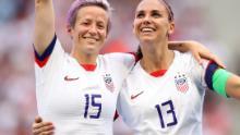 La Germania e gli Stati Uniti aprono la strada a un periodo cruciale per il calcio femminile