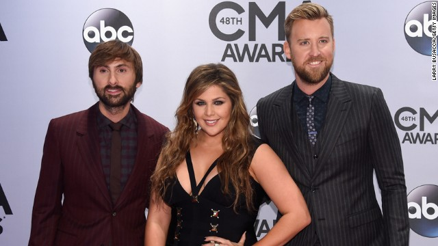 Lady Antebellum cambia nome in Lady A
