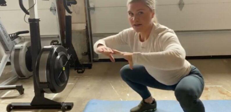Katrin Davidsdottir rompe i legami con CrossFit in fallout dai tweet del fondatore su George Fllyd