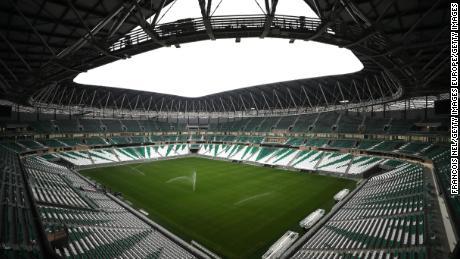 Una visione generale di Education City Stadium.