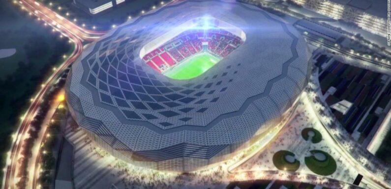 Fine della Coppa del Mondo 2022 in Qatar
