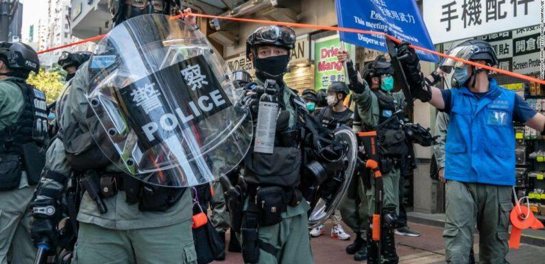 Hong Kong sta per essere governata da una legge che la maggior parte dei residenti non ha mai visto. E ha già un effetto