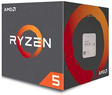 AMD CPU RYZEN 5 1600 AM4