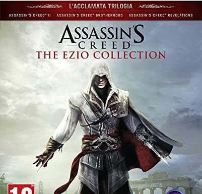 Assassin's Creed The Ezio Collection – HD Collection – PlayStation 4