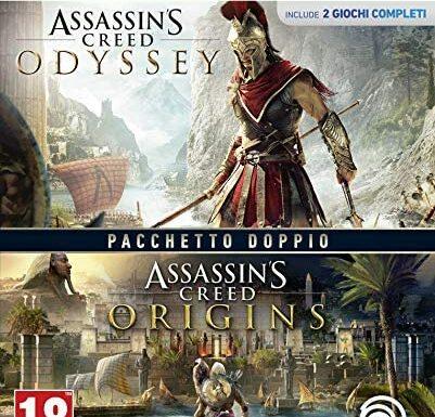 Compilation: Assassin's Creed Origins + Odyssey – PlayStation 4
