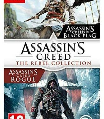 Assassin's Creed: The Rebel Collection Nsw – Nintendo Switch