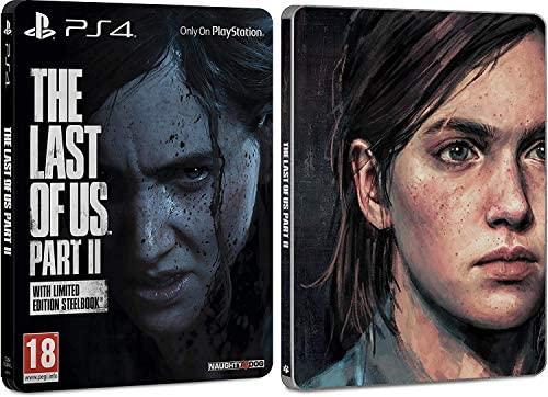 The Last Of Us 2 + Steelbook [Esclusiva Amazon.it] – PlayStation 4
