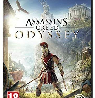 Assassin's Creed Odyssey [AT PEGI] – Standard Edition – PC [Edizione: Germania]