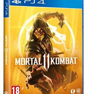 Mortal Kombat 11 Standard Edition – PlayStation 4