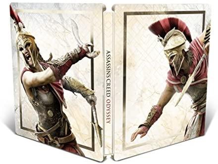 Assassin's Creed Odyssey – Steelbook – (exkl. bei Amazon.de) – [non contiene il gioco] [Edizione: Germania]