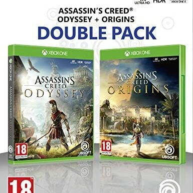 Double Pack: Assassin's Creed Odyssey + Assassin's Creed Origins – Xbox One [Edizione: Spagna]