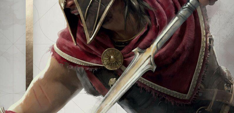 El arte de Assassin's Creed Odyssey