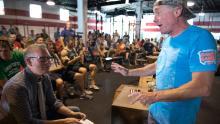 Reebok taglia i legami con CrossFit dopo i controversi tweet del CEO su George Floyd