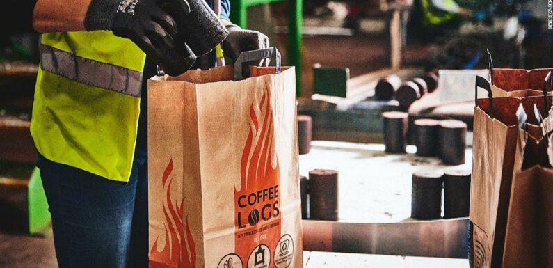 Questa startup britannica trasforma il caffè in carburante
