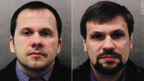 Son of Novichok victim urges Putin to hand over suspects