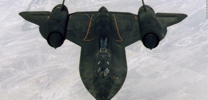 SR-71 Blackbird: l'aereo spia della guerra fredda è ancora il più veloce del mondo