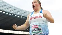Sophie McKinna ha rifiutato i finanziamenti per mantenere la sua routine.
