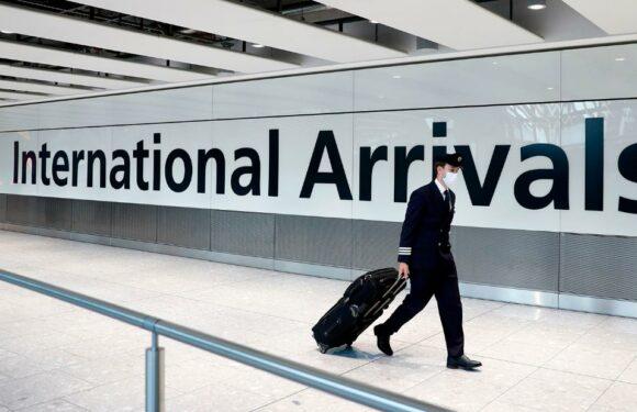 L'Inghilterra sblocca viaggi con 59 paesi, ma non gli Stati Uniti
