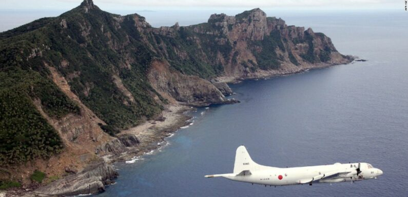 Japan says Chinese ships spend record time violating its territorial waters