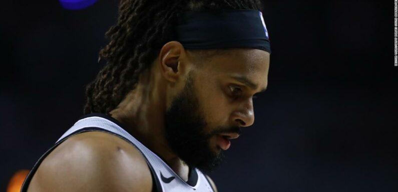 San Antonio spinge Patty Mills a donare lo stipendio della NBA a Black Lives Matter Charities dopo il riavvio della stagione