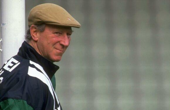 Jack Charlton, vincitore della Coppa del Mondo inglese, muore a 85 anni