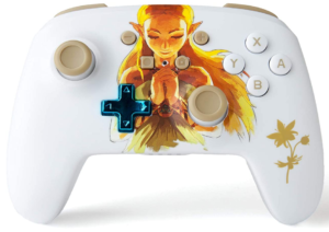 Controller Senza Fili avanzato Per Nintendo Switch - Princess Zelda - Nintendo Switch