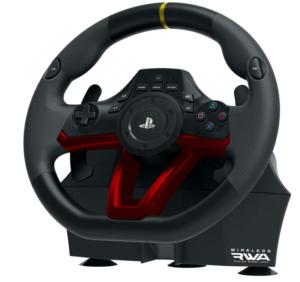 Hori Volante Senza Fili Rwa Racing Wheel Apex Wireless (PS4/PC) - Ufficiale Sony - PlayStation 4
