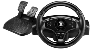 Thrustmaster T80 RS (Volante incl. 2-Pedali, PS4 / PS3)