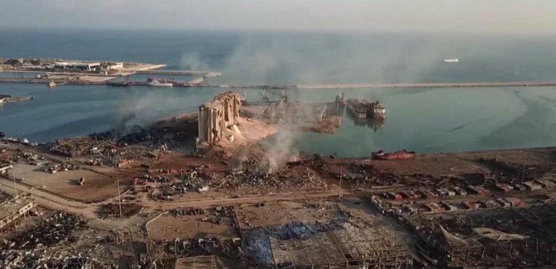 Aggiornamenti live: esplosione di Beirut