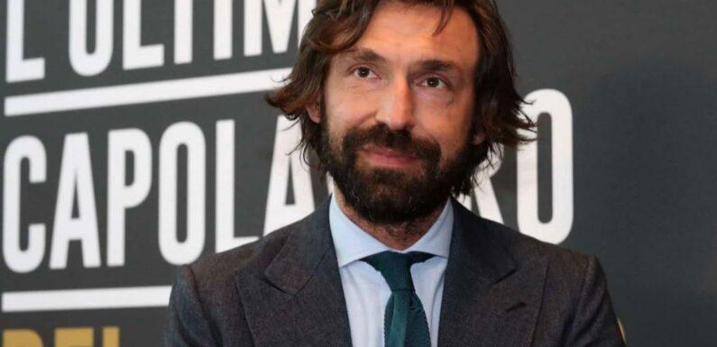 La Juventus sostituisce Sarri esonerato con l'ex Pirlo