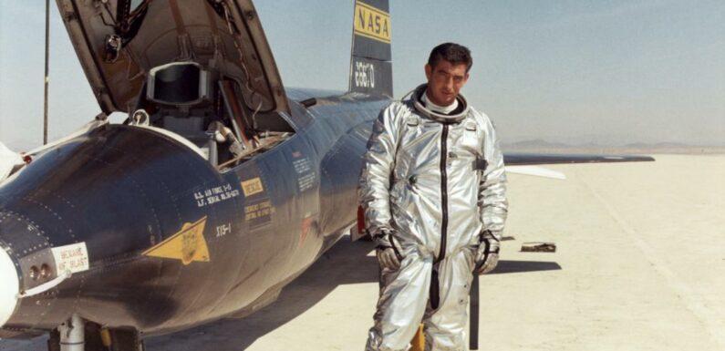 X-15: l'aereo a razzo con equipaggio più veloce di sempre