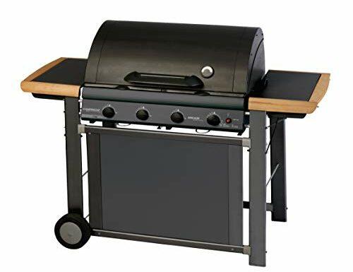 Migliori barbecue a gas testato e qualificato