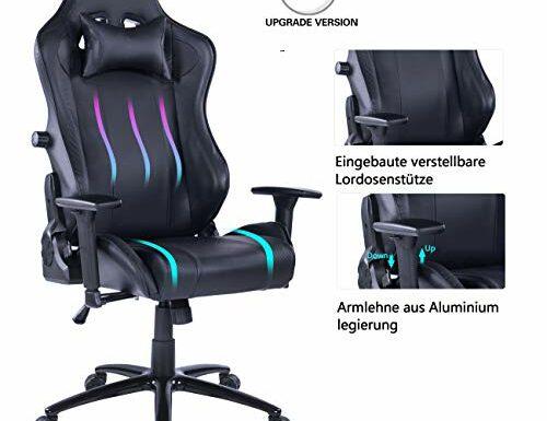 Migliori sedia da gaming testato e qualificato