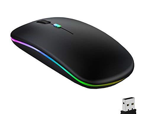 30 Migliori Mouse Wireless Ricaricabile Usb Testato e Qualificato