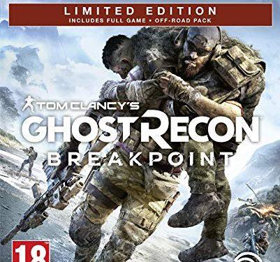 30 Migliori Ghost Recon Breakpoint Testato e Qualificato