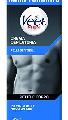 Migliori Crema depilatoria uomo testato e qualificato