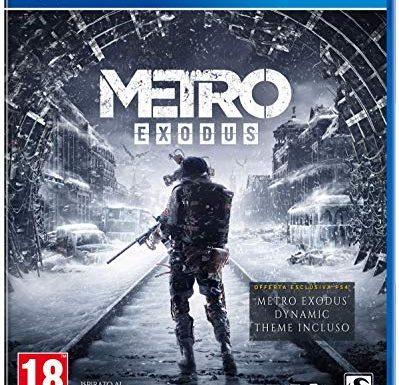 30 Migliori Metro Exodus Ps4 Testato e Qualificato