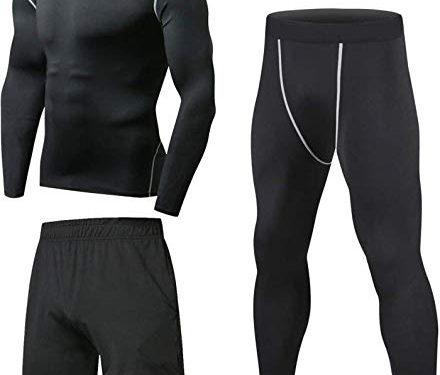 30 Migliori Abbigliamento Palestra Uomo Testato e Qualificato