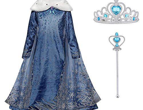 30 Migliori Vestito Elsa Frozen Bambina Testato e Qualificato
