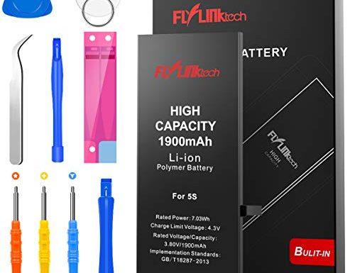 30 Migliori Batteria Iphone 5S Testato e Qualificato