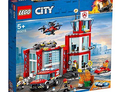 30 Migliori Lego City Pompieri Testato e Qualificato