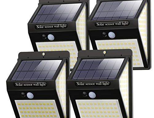 30 Migliori Faretti Solari A Led Da Esterno Testato e Qualificato