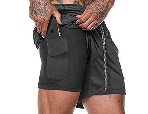 30 Migliori Pantaloncini Palestra Uomo Testato e Qualificato