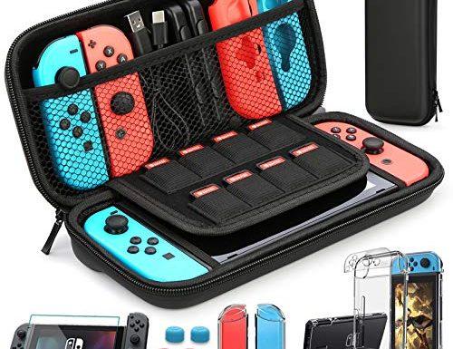 30 Migliori Custodia Nintendo Switch Testato e Qualificato