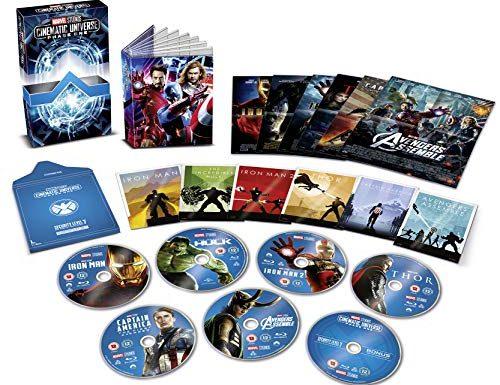 30 Migliori Marvel Cinematic Universe Testato e Qualificato