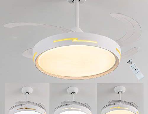 30 Migliori Ventilatore A Soffitto Con Luce E Telecomando Testato e Qualificato
