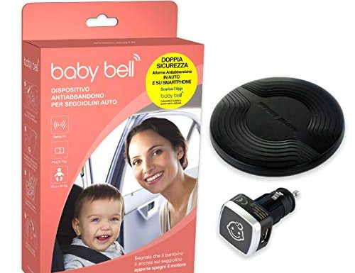 30 Migliori Baby Bell Sensore Anti Abbandono Testato e Qualificato
